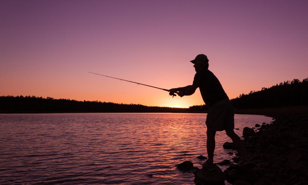 fishing lodge holidays uk