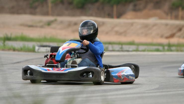 Summer Holiday Go Karting