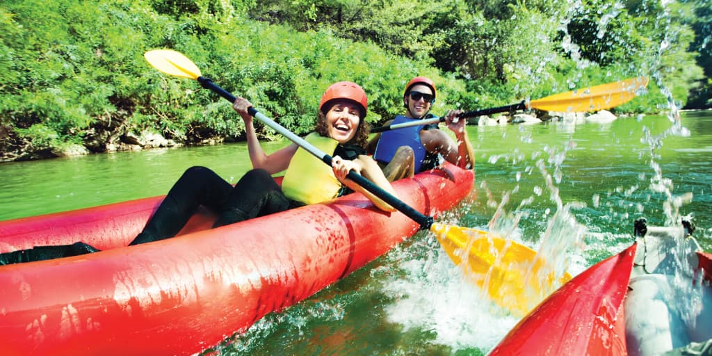 Canoeing - Camping Tips