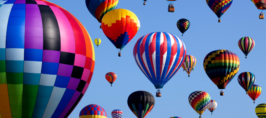 2015 Northampton Balloon Festival