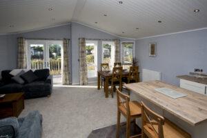 Golf Lodge Lounge, Tydd St Giles, Norfolk
