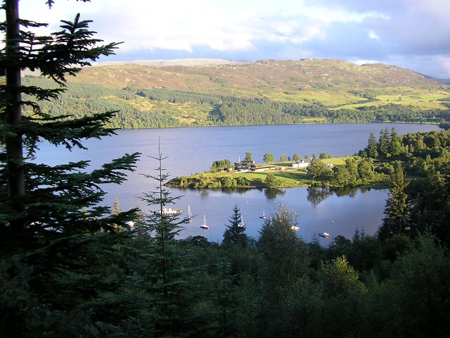 Loch Ness - Beautiful Landscapes