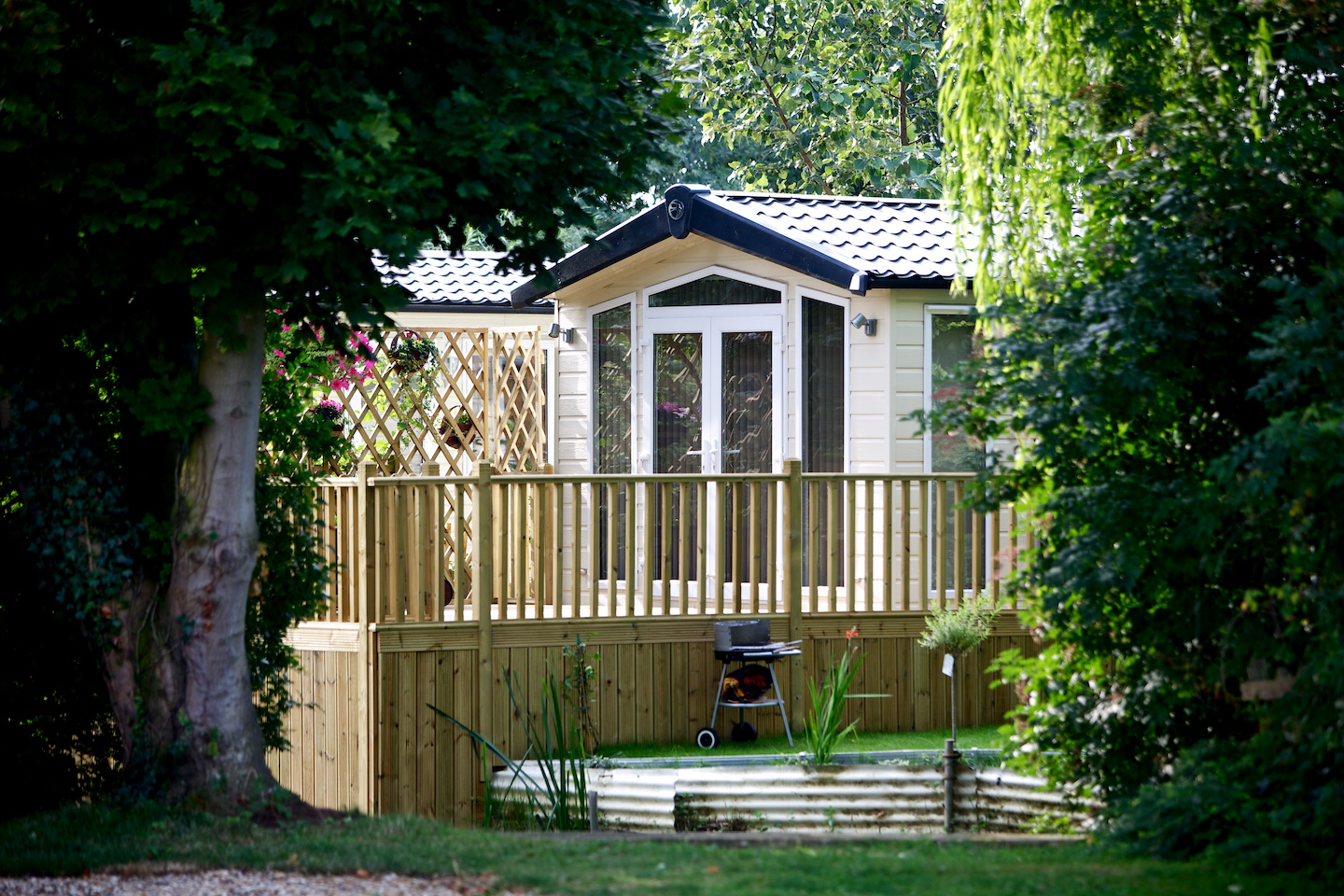 holiday homes lodges caravans for sale in northampton cogenhoe mill