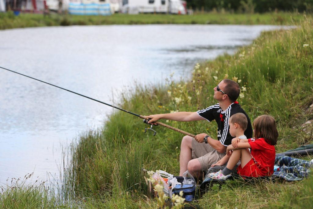 142 Hall More Holiday Park Fishery Cumbria