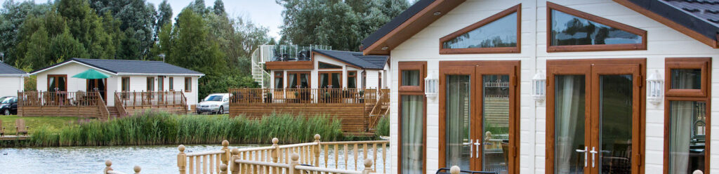 Holiday Lodges at Tydd st Giles