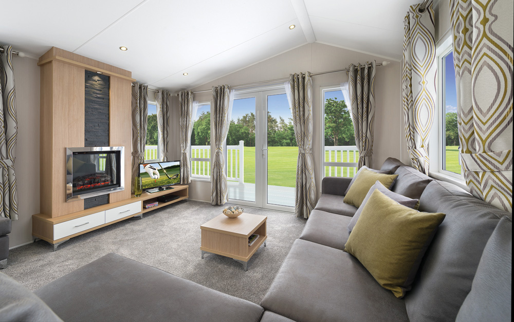 Willerby Linear Holiday Home At Billing Aquadrome Pure Leisure