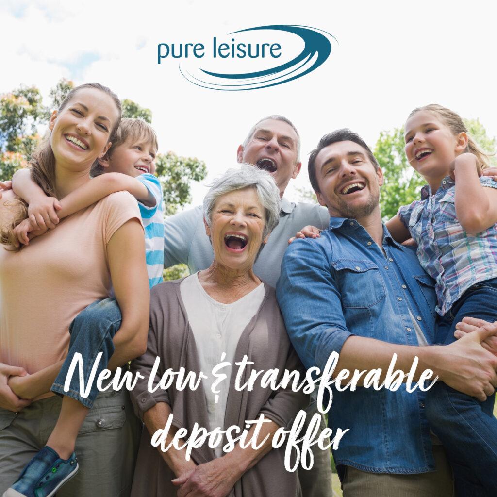 Low & Transferable Deposit Offer