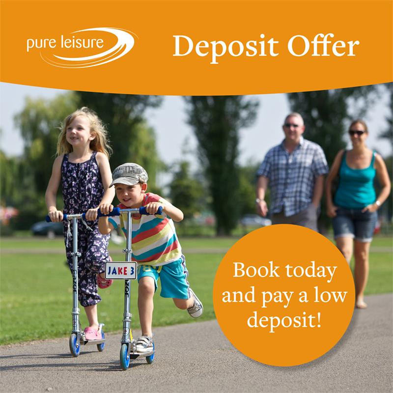 Low Deposit Offer