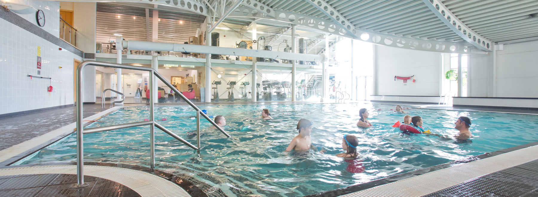 Leisure Centre At South Lakeland Lake District Gym Swimming Pool