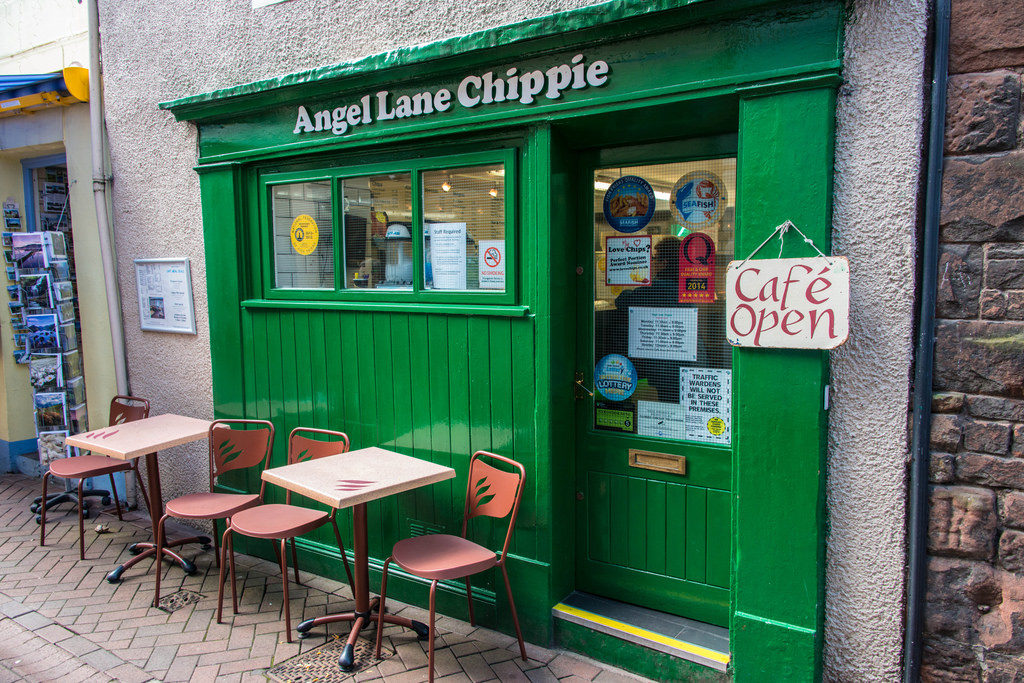 Angel Lane Chippie