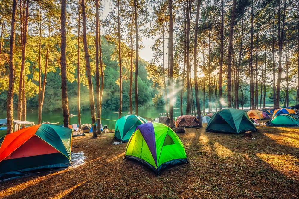 best camping apps to use