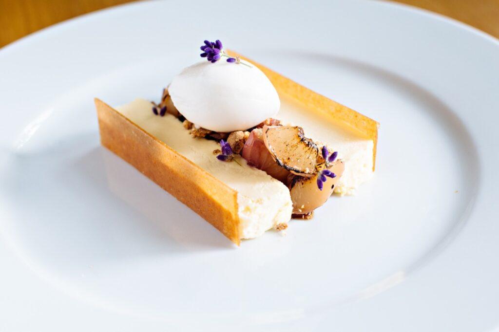 Dessert at the Punchbowl, Crosthwaite
