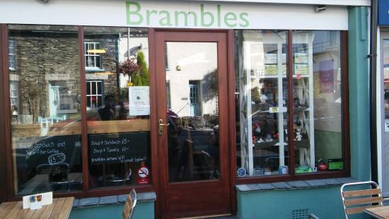 Brambles Tea Room Windermere