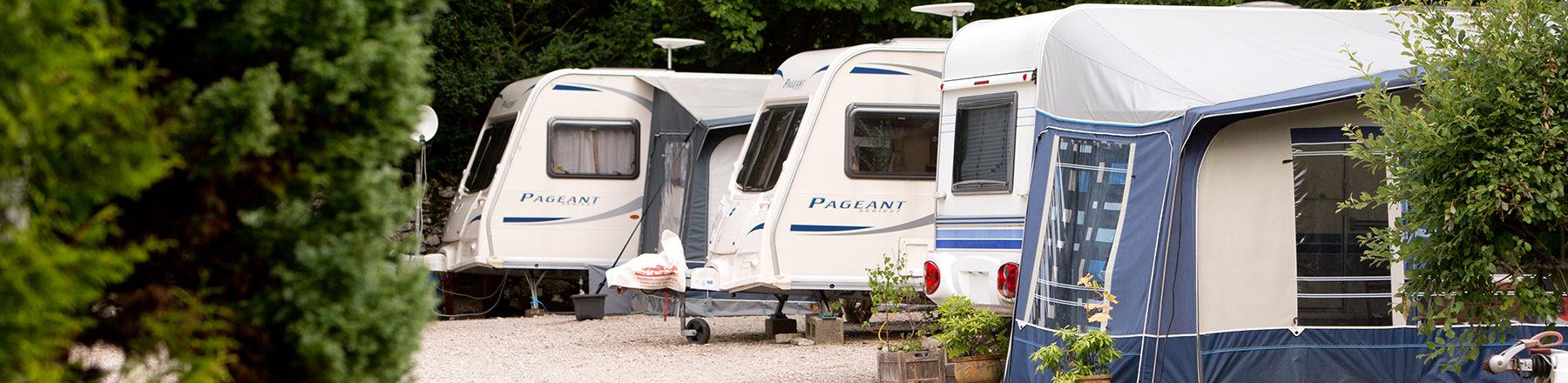 Seasonal Pitches For Touring Caravans Norfolk