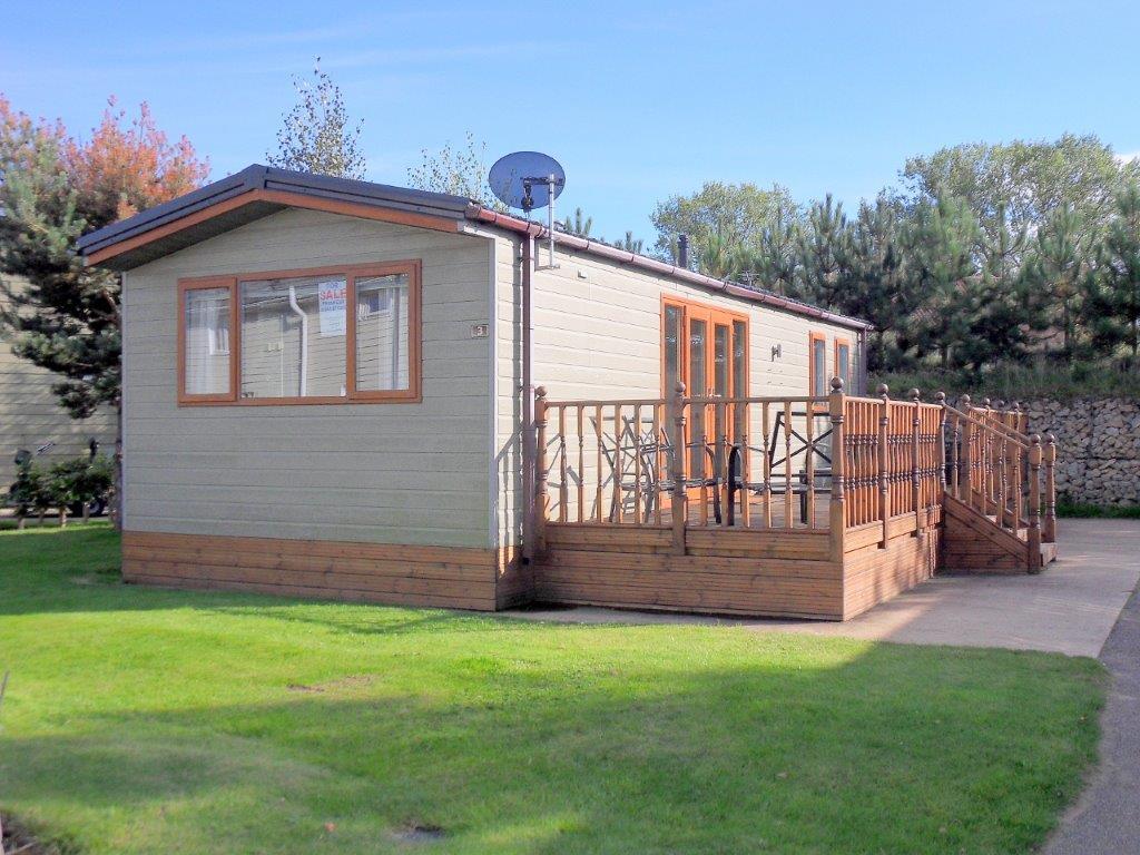 2 Normandy Sherwood Lodge