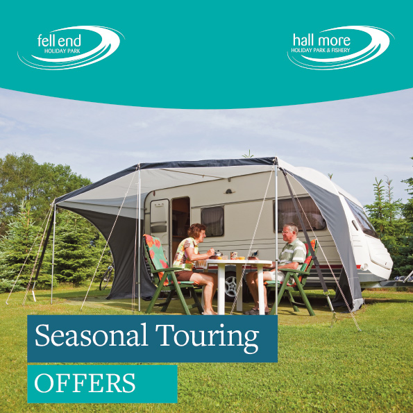 Seasonal Touring Pitches