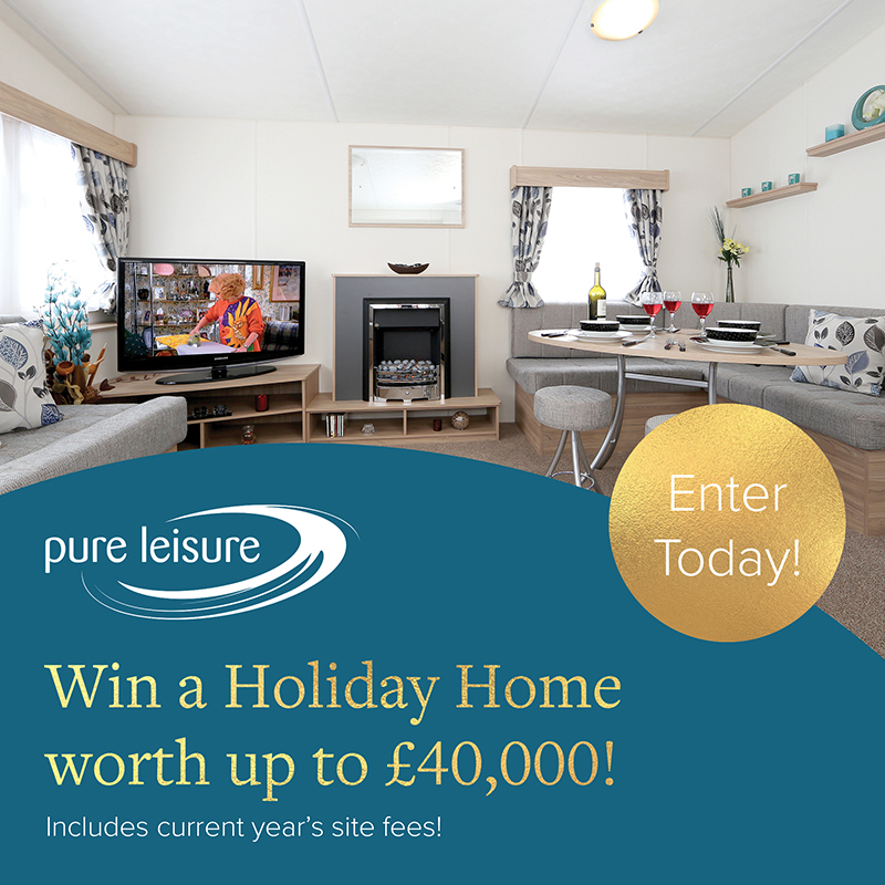 WIN a Holiday Home!