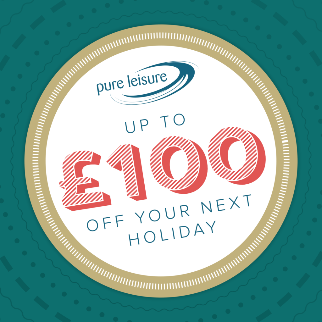 Save up to £100!
