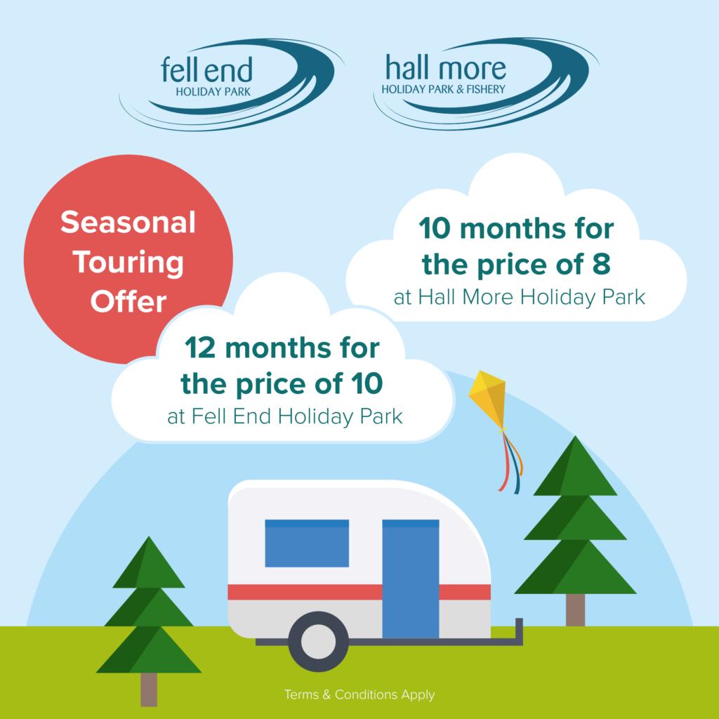 Seasonal Touring Offer