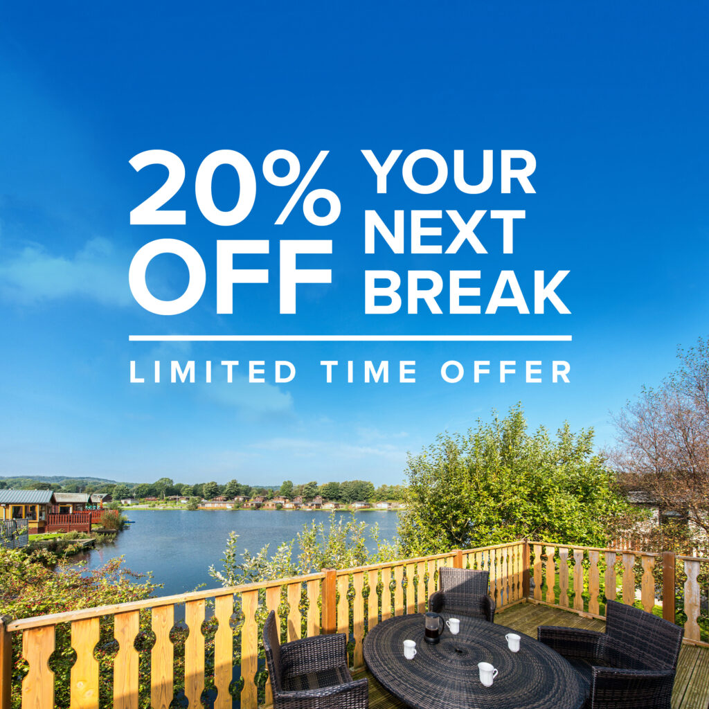 Save 20% on your next Break!