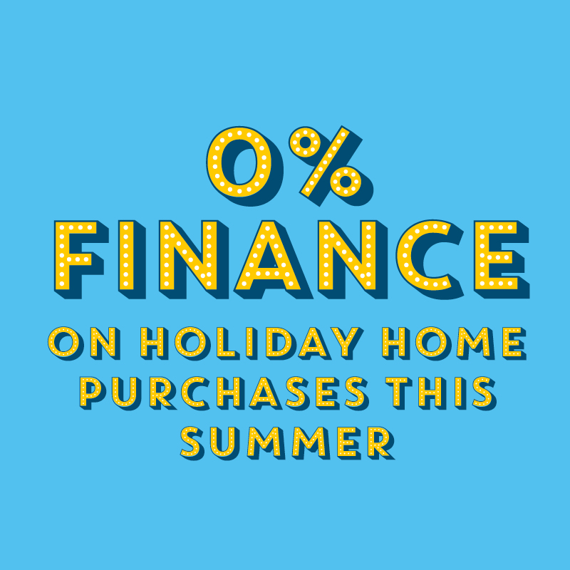0% Finance available this Summer!