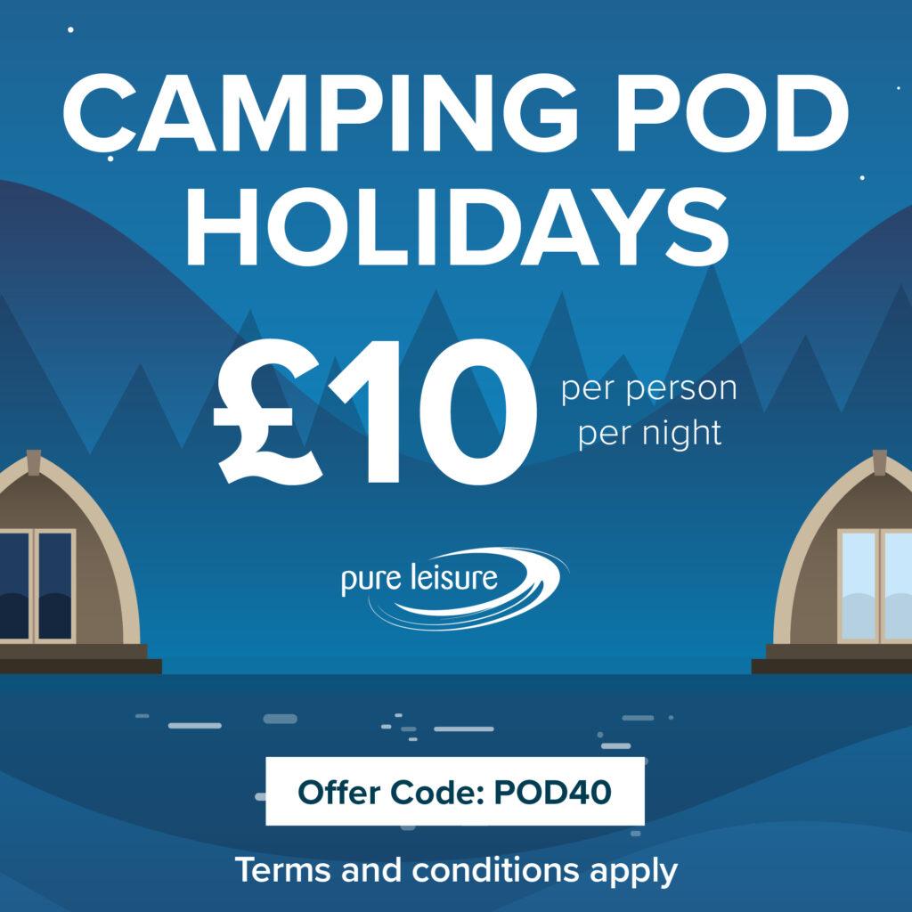 Camping Pod Holidays