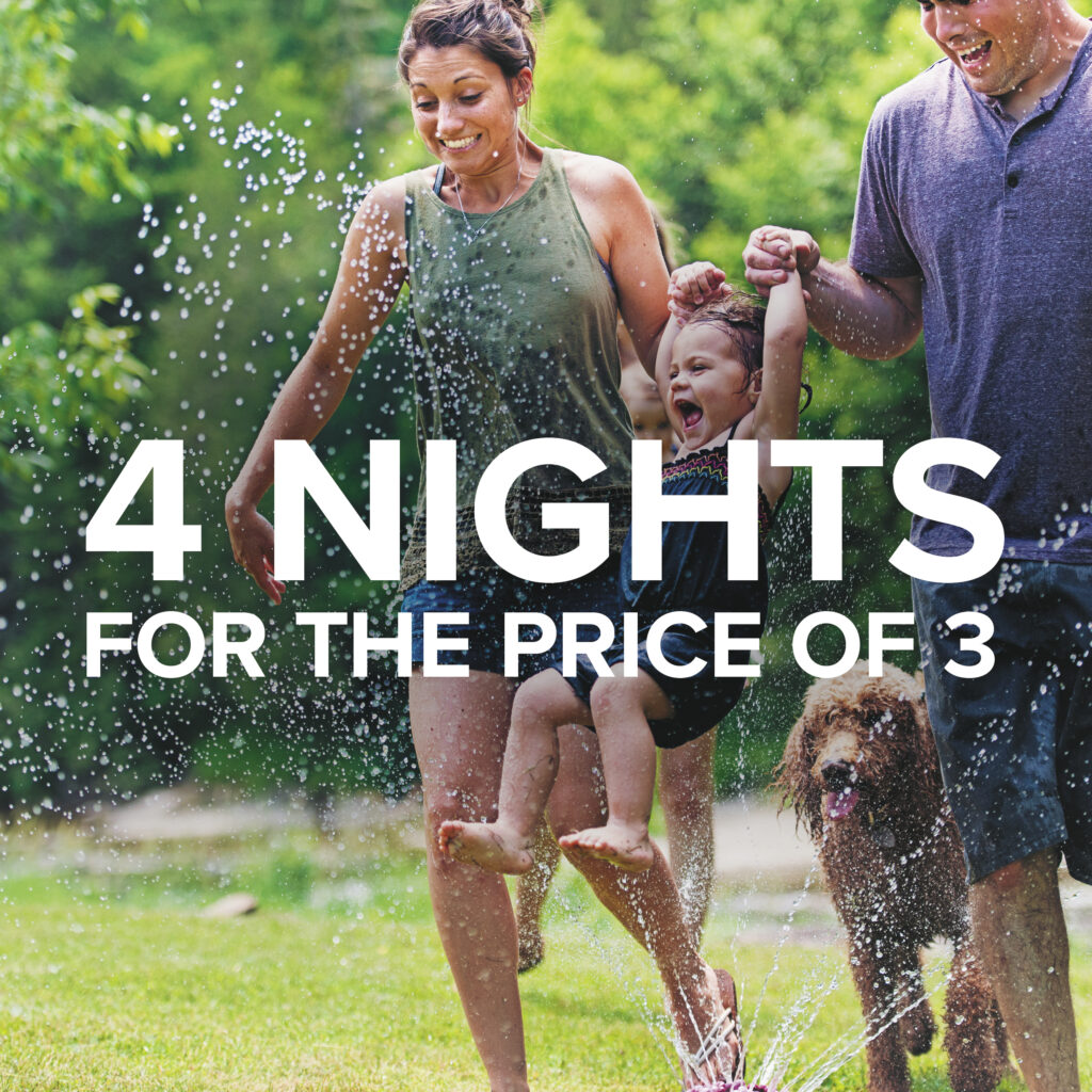 4 Nights For The Price Of 3