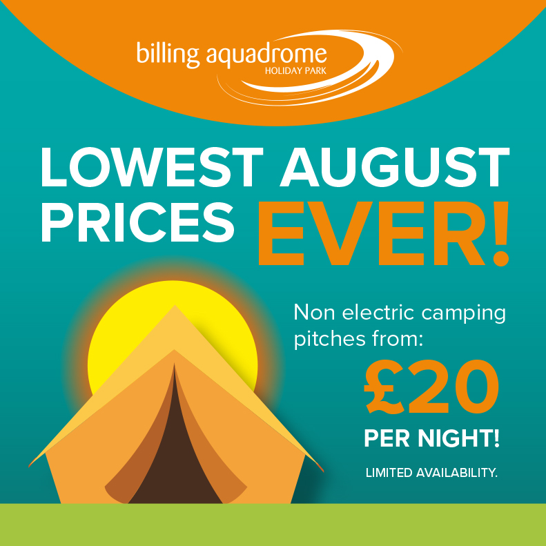 Lowest August Prices Ever!
