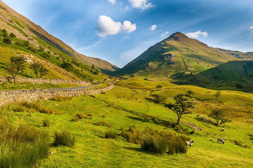 Escape the Crowds in the Lakes