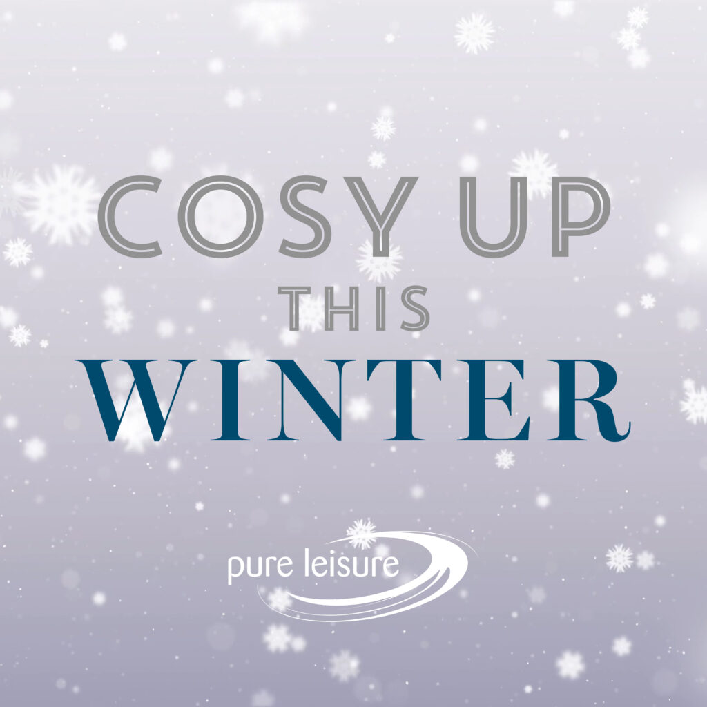 Cosy up this Winter!