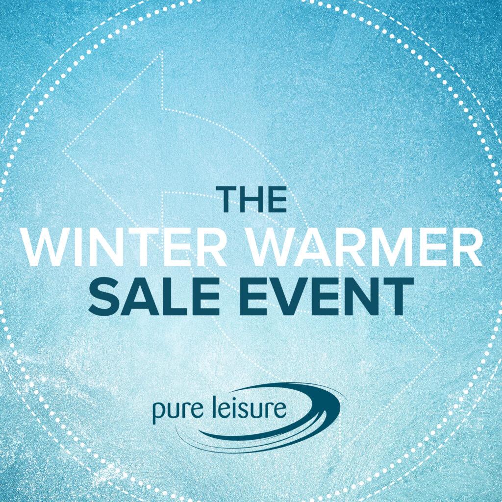Winter Warmer Sales Event