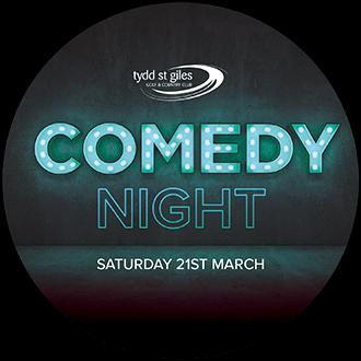Tydd Comedy Night