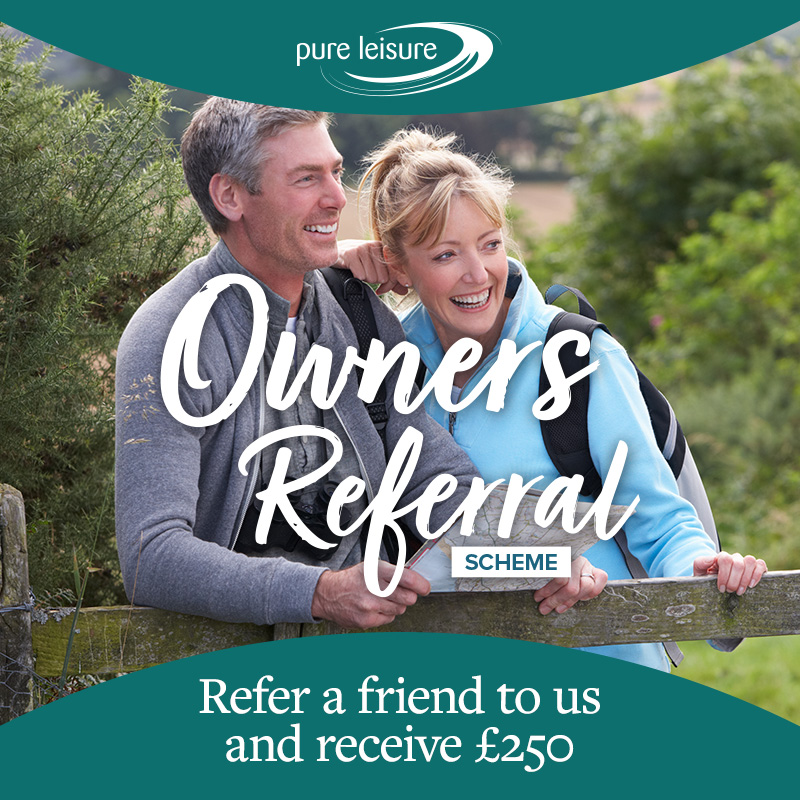 Pure Owners Referral Scheme
