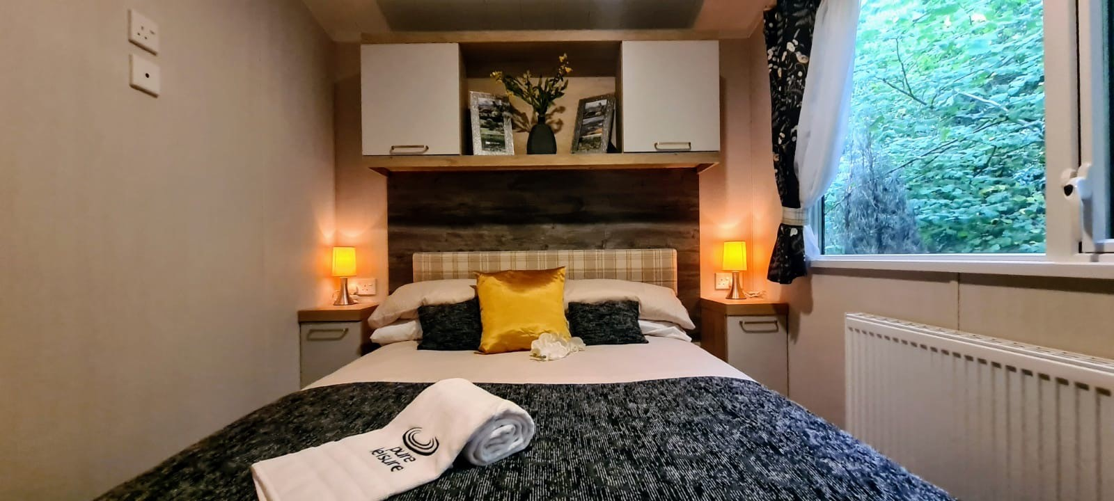 Chic Double Bedroom
