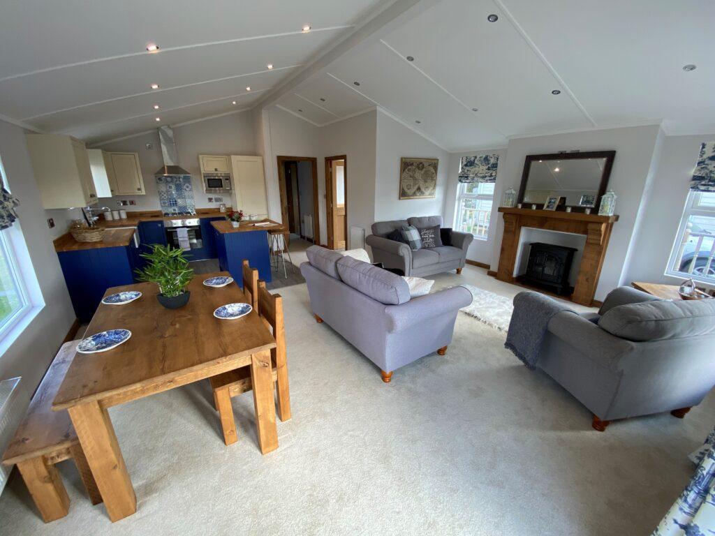Beverley Rustic Lodge