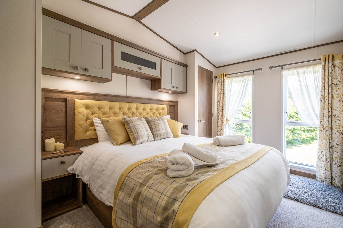 Charming Double Bedroom